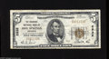 National Bank Notes:Arkansas, Hot Springs, AR - $5 1929 Ty. 1 The Arkansas NB Ch. # 2832 A scarce type and denomination from here, and in considerabl...