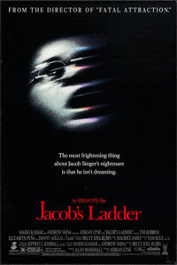 "Jacob's Ladder & Others Lot (Tri-Star, 1990). One Sheets (2) (26.75"" X 39.75"") SS & German A0..."