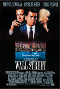 """Movie Posters:Crime, Wall Street & Others Lot (20th Century Fox, 1987). One Sheets (3) (26.76"""" X 39.5"""" & 27"""" X 41""""). Crime.. ... (Total: 3 Items)"""