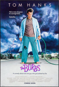 """The 'Burbs & Other Lot (Universal, 1988). One Sheets (3) (27"""" X 40"""") Advance. Comedy. ... (Total: 3 It..."""