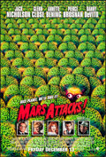 "Movie Posters:Science Fiction, Mars Attacks! & Others Lot (Warner Brothers, 1996). One Sheets(3) (27"" X 40"" & 27"" X 41"") DS Advance. Science Fiction.. ...(Total: 3 Items)"