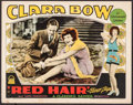"""Movie Posters:Comedy, Red Hair (Paramount, 1928). Lobby Card (11"""" X 14""""). Comedy.. ..."""