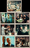 """Movie Posters:Romance, Bell, Book and Candle (Columbia, 1958). Color Photos (7) (8"""" X 10""""). Romance.. ... (Total: 7 Items)"""