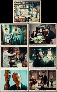 """Bell, Book and Candle (Columbia, 1958). Color Photos (7) (8"""" X 10""""). Romance. ... (Total: 7 Items)"""