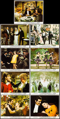 "Funny Girl (Columbia, 1968). Color Photos (9) (8"" X 10""). Musical. ... (Total: 9 Items)"