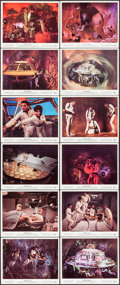"Movie Posters:Science Fiction, Fantastic Voyage (20th Century Fox, 1966). Color Photo Set of 12(8"" X 10""). Science Fiction.. ... (Total: 12 Items)"