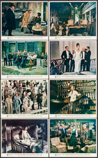"My Fair Lady (Warner Brothers, 1965). British Front of House Color Photo Set of 8 (8"" X 10""). Musical. ... (To..."