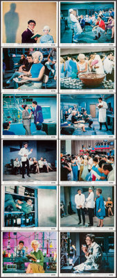 """The Nutty Professor (Paramount, 1963). Color Photo Set of 12 (8"""" X 10""""). Comedy. ... (Total: 12 Items)"""