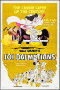 "Movie Posters:Animation, 101 Dalmatians (Buena Vista, R-1979). One Sheet (27"" X 41""). Animation.. ..."