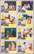 """Movie Posters:Action, Hot Rod Hullabaloo (Allied Artists, 1966). Lobby Card Set of 8 (11"""" X 14""""). Action.. ... (Total: 8 Items)"""