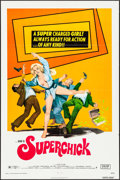 "Movie Posters:Bad Girl, Superchick & Other Lot (Crown International, 1973). One Sheet(27"" X 41"") & Photo (8"" X 10""). Bad Girl.. ... (Total: 3 Items)"