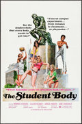 "Movie Posters:Sexploitation, The Student Body & Other Lot (Surrogate, 1976). One Sheets (2)(27"" X 41""). Sexploitation.. ... (Total: 2 Items)"