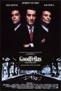 """Movie Posters:Crime, Goodfellas (Warner Brothers, 1990). International One Sheet (27"""" X40.5"""") SS. Crime.. ..."""