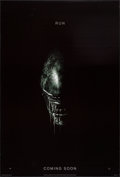 """Movie Posters:Science Fiction, Alien: Covenant (20th Century Fox, 2017). International One Sheets (2) (27"""" X 40"""") Teaser Styles A & E. Science Fiction.. ... (Total: 2 Items)"""