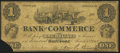 Obsoletes By State:Maryland, Baltimore, MD - Bank of Commerce $1 Mar. 15, 1862 G2. ...