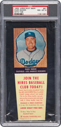 Baseball Cards:Singles (1950-1959), 1958 Hires Root Beer Duke Snider #61 PSA NM-MT 8 - Two Hig...