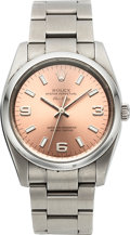Timepieces:Wristwatch, Rolex Ref. 114200 Oyster Perpetual Air-King. ... (Total: 0 Items)