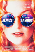 "Movie Posters:Drama, Almost Famous & Others Lot (DreamWorks, 2000). One Sheets (3)(27"" X 40"") DS. Drama.. ... (Total: 3 Item)"
