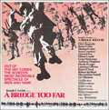 "Movie Posters:War, A Bridge Too Far (United Artists, 1977). Six Sheet (72"" X 79"").War.. ..."