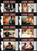"Movie Posters:Crime, Scarface (UIP, 1983). Italian Photobusta Set of 8 (17.75"" X 26"").Crime.. ... (Total: 8 Items)"