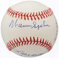 Autographs:Baseballs, 300 Game Winners Multi-Signed Baseball (7 Signatures). . ...