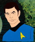Movie/TV Memorabilia:Original Art, Star Trek: The Animated Series Dr. McCoy Production Cel(Filmation, 1974). ...