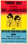 "Movie Posters:Comedy, The Blues Brothers (Universal, 1980). Prop Window Card (14"" X22"").. ..."
