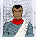 Movie/TV Memorabilia:Original Art, Star Trek: The Animated Series Romulan Commander ProductionCel (Filmation, 1974). ...