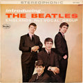 "Music Memorabilia:Recordings, Introducing The Beatles First Issue, Version One ""Ad Back""Stereo LP (Vee-Jay SR 1062, 1964)...."