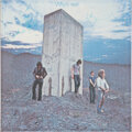 Music Memorabilia:Autographs and Signed Items, The Who - Print of the Album Cover for Who's...