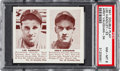 Baseball Cards:Singles (1940-1949), 1941 Double Play Handley/Vaughan #33/34 PSA NM-MT 8 - None Higher....