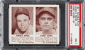 Baseball Cards:Singles (1940-1949), 1941 Double Play Reese/Higbe #23/24 PSA NM 7. ...