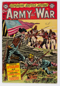 Golden Age (1938-1955):War, Our Army at War #13 (DC, 1953) Condition: FN....