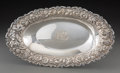 Silver Holloware, American:Bowls, A Stieff Company Repoussé Bread Bowl, Baltimore, Maryland, circa1931. Marks: STIEFF, STERLING, HAND CHASED, 202, (date ...