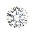 Estate Jewelry:Unmounted Diamonds, Unmounted Diamond  The round brilliant-cut dia...