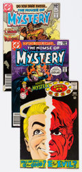 Bronze Age (1970-1979):Horror, House of Mystery Group of 21 (DC, 1968-83) Condition: AverageVF/NM.... (Total: 21 Comic Books)