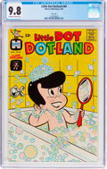 Silver Age (1956-1969):Humor, Little Dot Dotland #40 File Copy (Harvey, 1969) CGC NM/MT 9.8 Off-white to white pages....