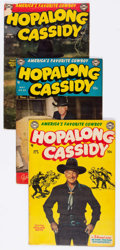 Golden Age (1938-1955):Western, Hopalong Cassidy Group of 16 (Fawcett Publications, 1954-55)Condition: Average VG/FN.... (Total: 16 Comic Books)