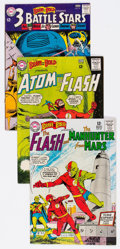 Silver Age (1956-1969):Superhero, The Brave and the Bold Group of 9 (DC, 1964-66).... (Total: 9 ComicBooks)