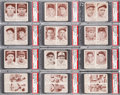 Baseball Cards:Singles (1940-1949), 1941 Double Play Baseball High-Grade Collection (12). ...