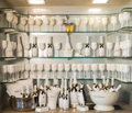 Decorative Arts, French:Other , A Large One Hundred and Four-Piece Moët Impérial ChampagneCollection with Accessories, late 20th century. The lot compris...(Total: 104 Items)