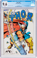 Modern Age (1980-Present):Superhero, Thor #337 (Marvel, 1983) CGC NM+ 9.6 White pages....