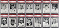 Baseball Cards:Sets, 1960 Leaf Baseball High-Grade Partial Set (80) - All PSA NM-MT 8 orNM-MT+ 8.5. ...