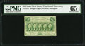 Fractional Currency:First Issue, Fr. 1313 50¢ First Issue PMG Gem Uncirculated 65 EPQ.. ...