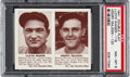 Baseball Cards:Singles (1940-1949), 1941 Double Play Waner/Majeski #119/120 PSA NM-MT 8. ...