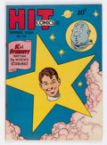 Golden Age (1938-1955):Miscellaneous, Hit Comics #36 (Quality, 1945) Condition: FN+....