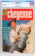 Silver Age (1956-1969):Western, Cheyenne #20 (Dell, 1961) CGC NM/MT 9.8 Off-white pages....