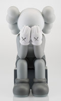 Fine Art - Sculpture, American:Contemporary (1950 to present), KAWS (b. 1974). Companion-Passing Through (Grey), 2013.Painted cast vinyl. 11-3/4 x 6-3/4 x 7-3/4 inches (29.8 x 17.1 x...