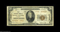 National Bank Notes:Colorado, Grand Junction, CO - $20 1929 Ty. 2 First NB Ch. # 13902 A scarcehigh charter Grand Junction example which is seldom a...