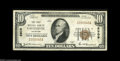 National Bank Notes:Colorado, Lafayette, CO - $10 1929 Ty. 1 The First NB Ch. # 8909 This is oneof only a literal handful of Series 1929 examples re...